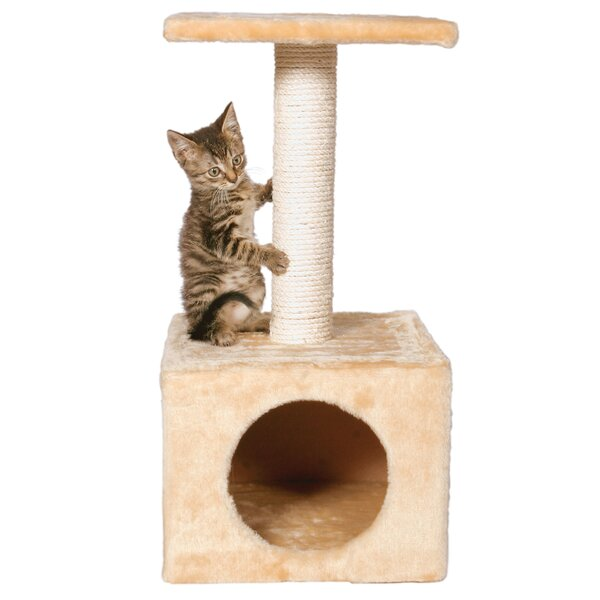 Sisal Scratch Post For Kittens And Small Breed Cats