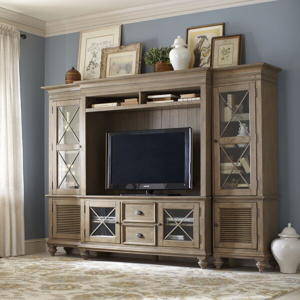 birch lane templeton media center birch lane. Black Bedroom Furniture Sets. Home Design Ideas