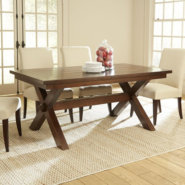 Birch Lane Rollins Extending Dining Table: Birch Lane Wester Dining Table