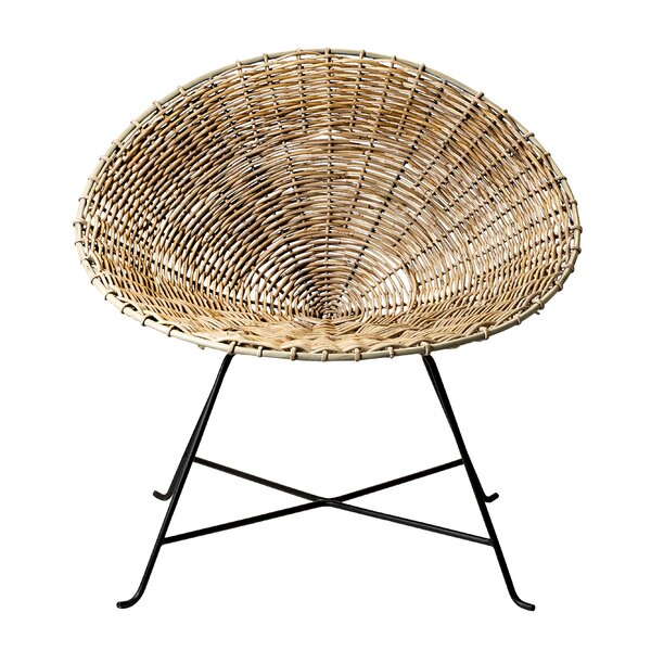 Braided Rattan Papasam Chair