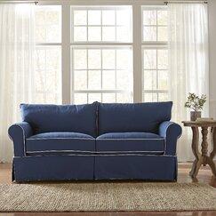 Jameson Sleeper Sofa with Contrast Welt