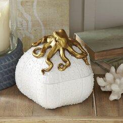 Malena Octopus Keepsake Box