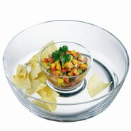 Michelangelo Chip & Dip Tray