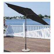 9' Crank Market Umbrella