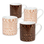 Chocolate Mug (Set of 4)