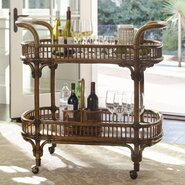 Bali Hai Serving Cart