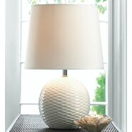 """Fairfax 16.38"""" H Table Lamp with Empire Shade"""