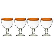 El Gordito 26 Oz. Glass (Set of 4)