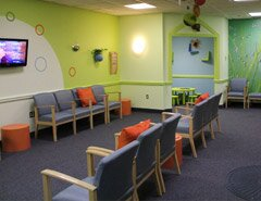 Customer Project: Colorful Pediatric Office