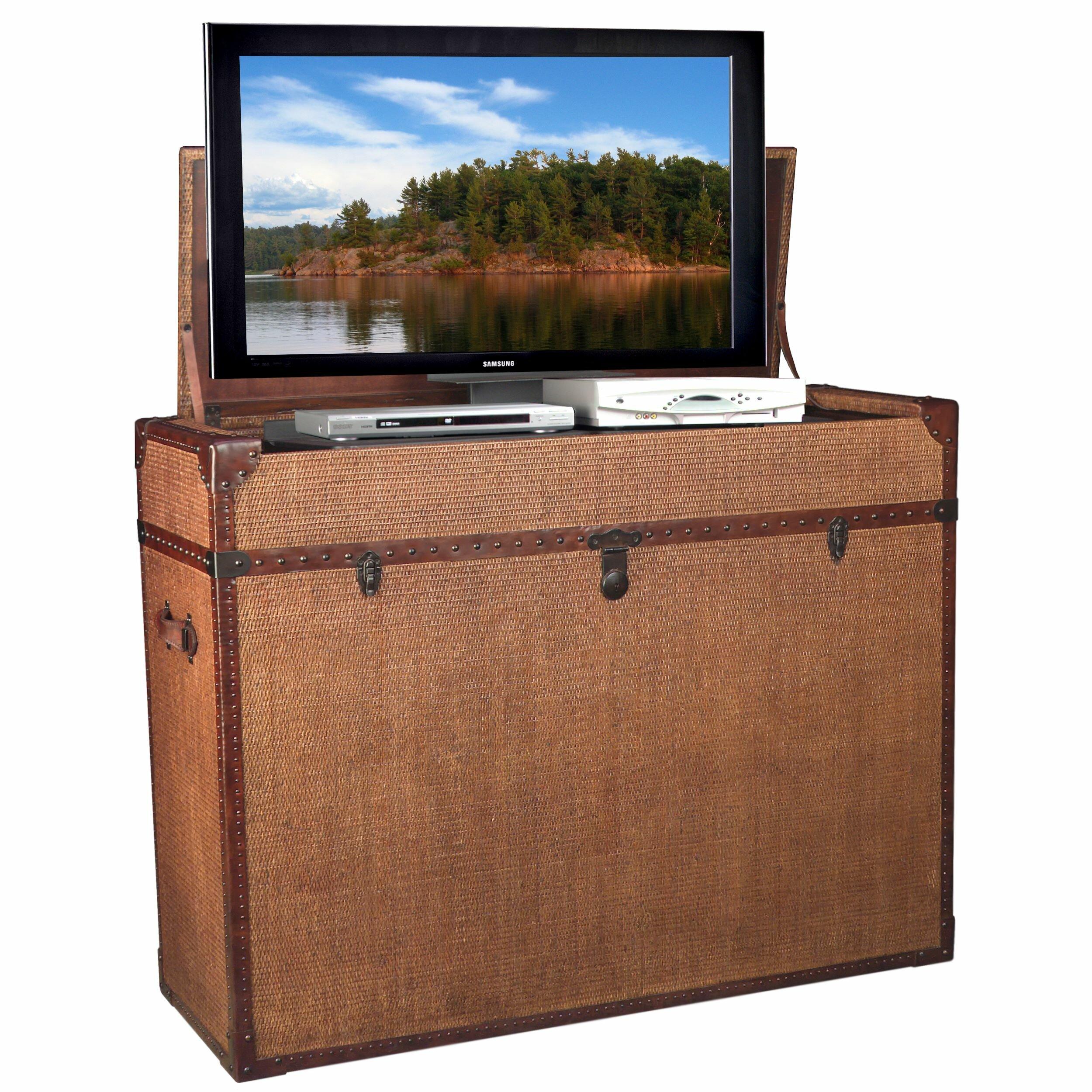 tvliftcabinet inc bermuda run tv stand reviews wayfair. Black Bedroom Furniture Sets. Home Design Ideas