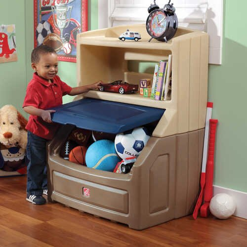 step2 lift and hide toy box 1