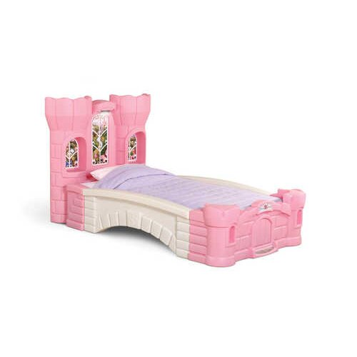 step2 princess palace twin bed 2