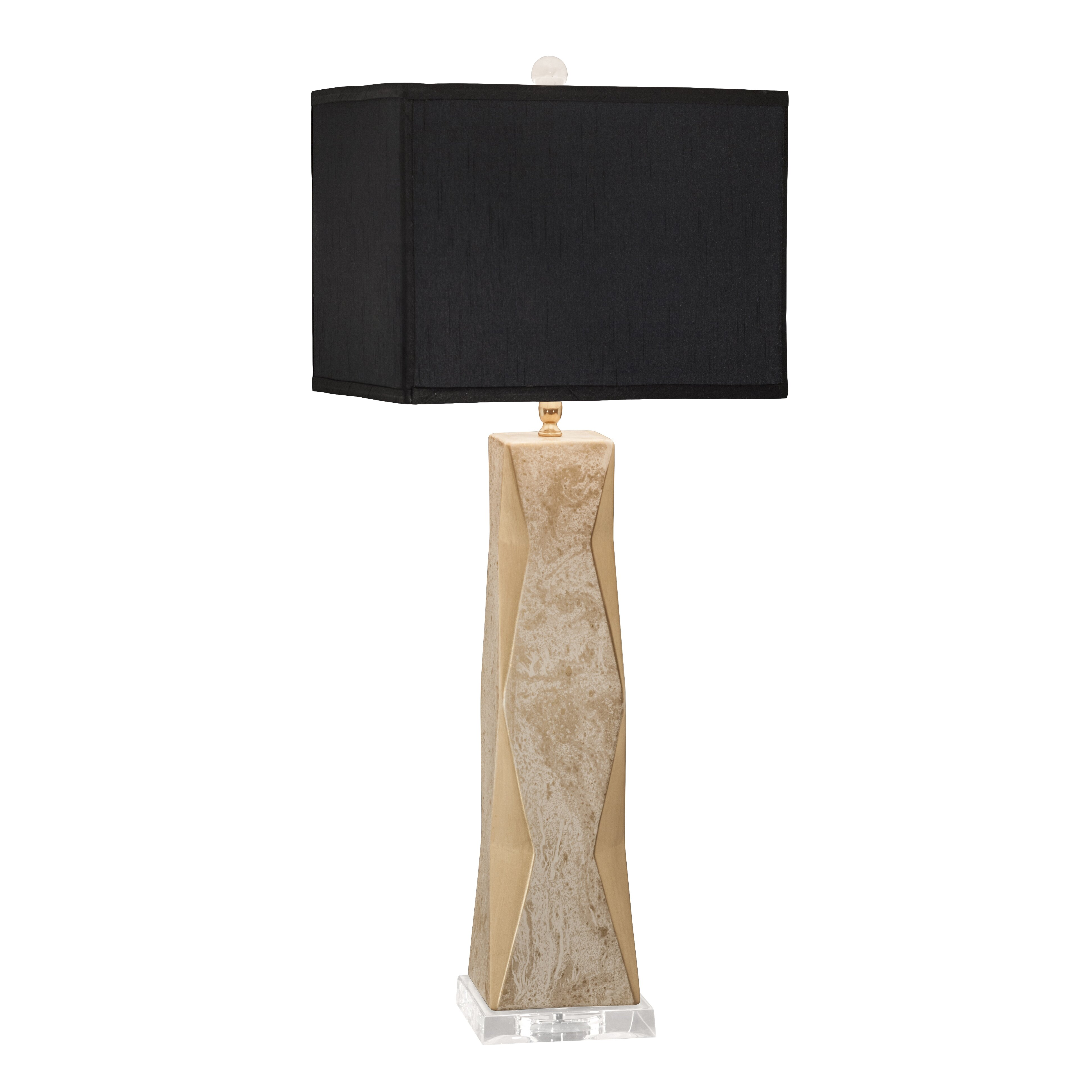 lighting lamps gold table lamps thumprints sku tbpz4301. Black Bedroom Furniture Sets. Home Design Ideas