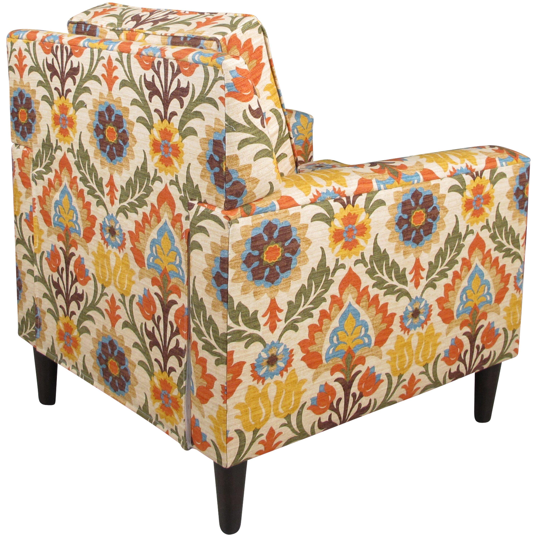 Santa Maria Adobe Arm Chair Wayfair