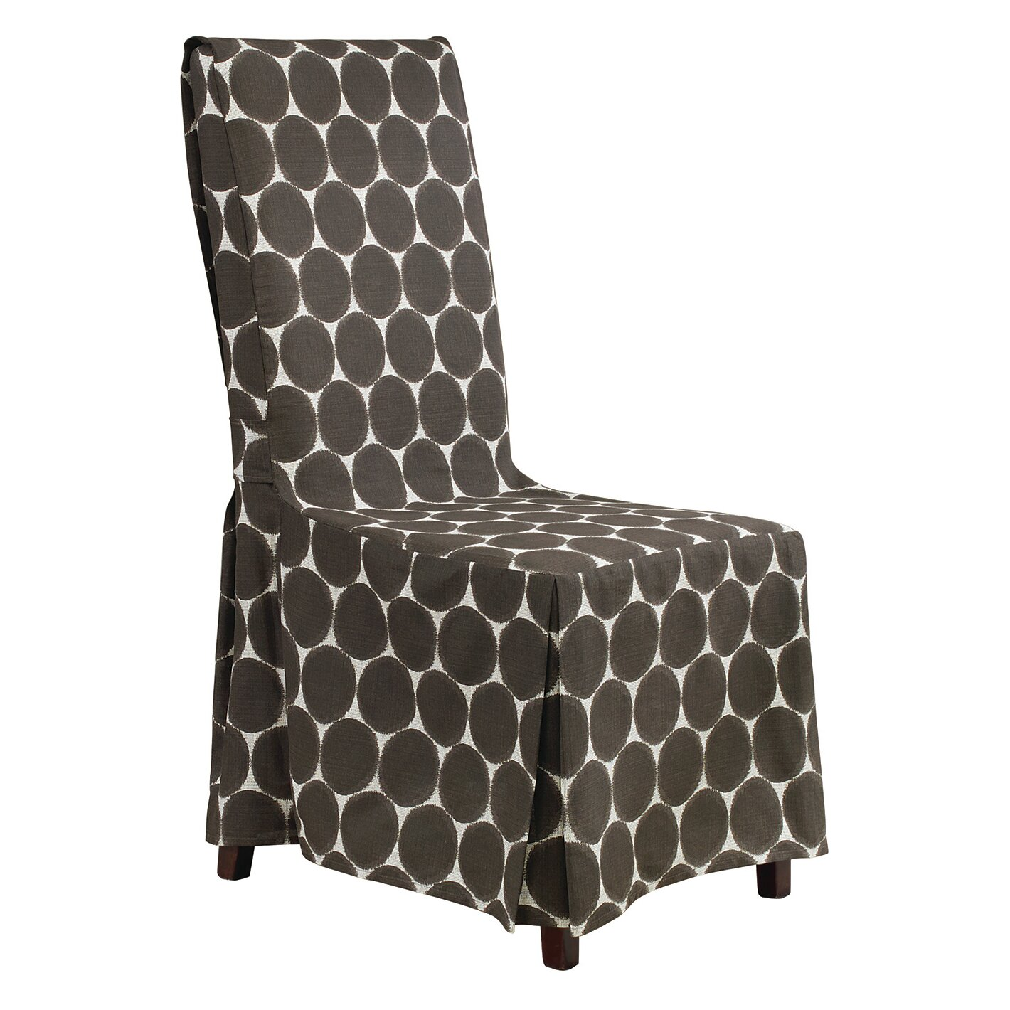 Sure Fit Ikat Parson Chair Skirted Slipcover & Reviews | Wayfair