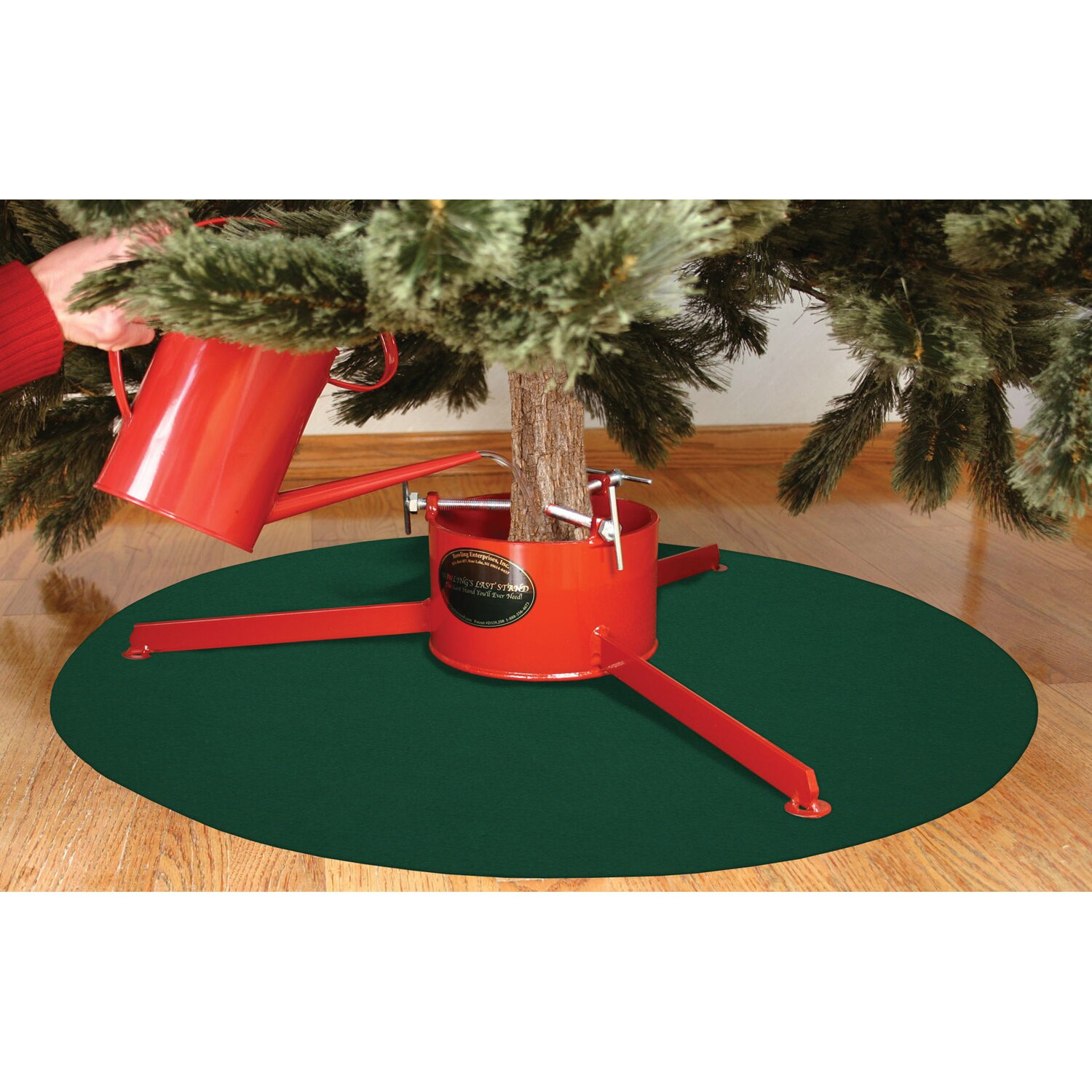 Christmas Tree Stand Mat CTS