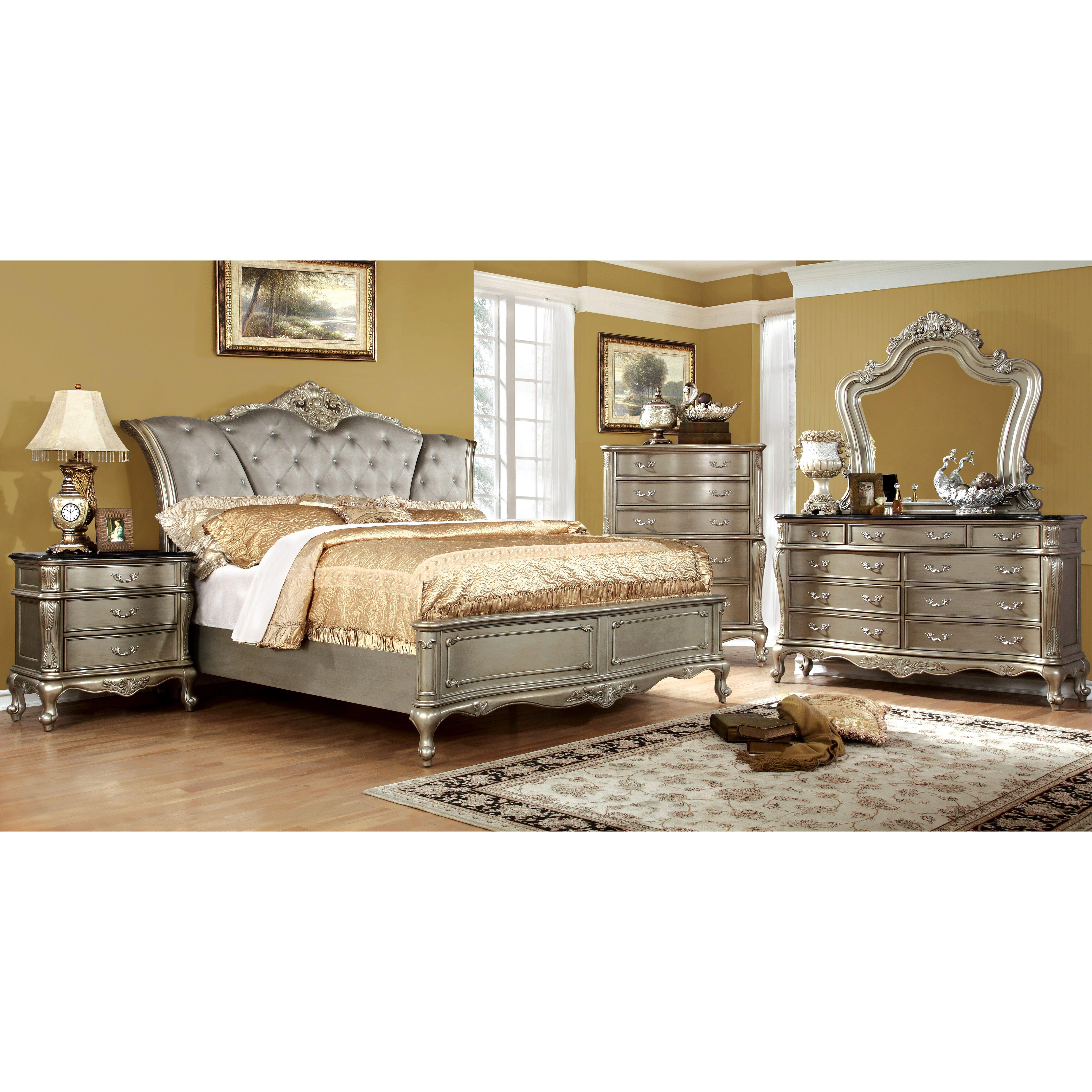 raylene platform customizable bedroom set wayfair