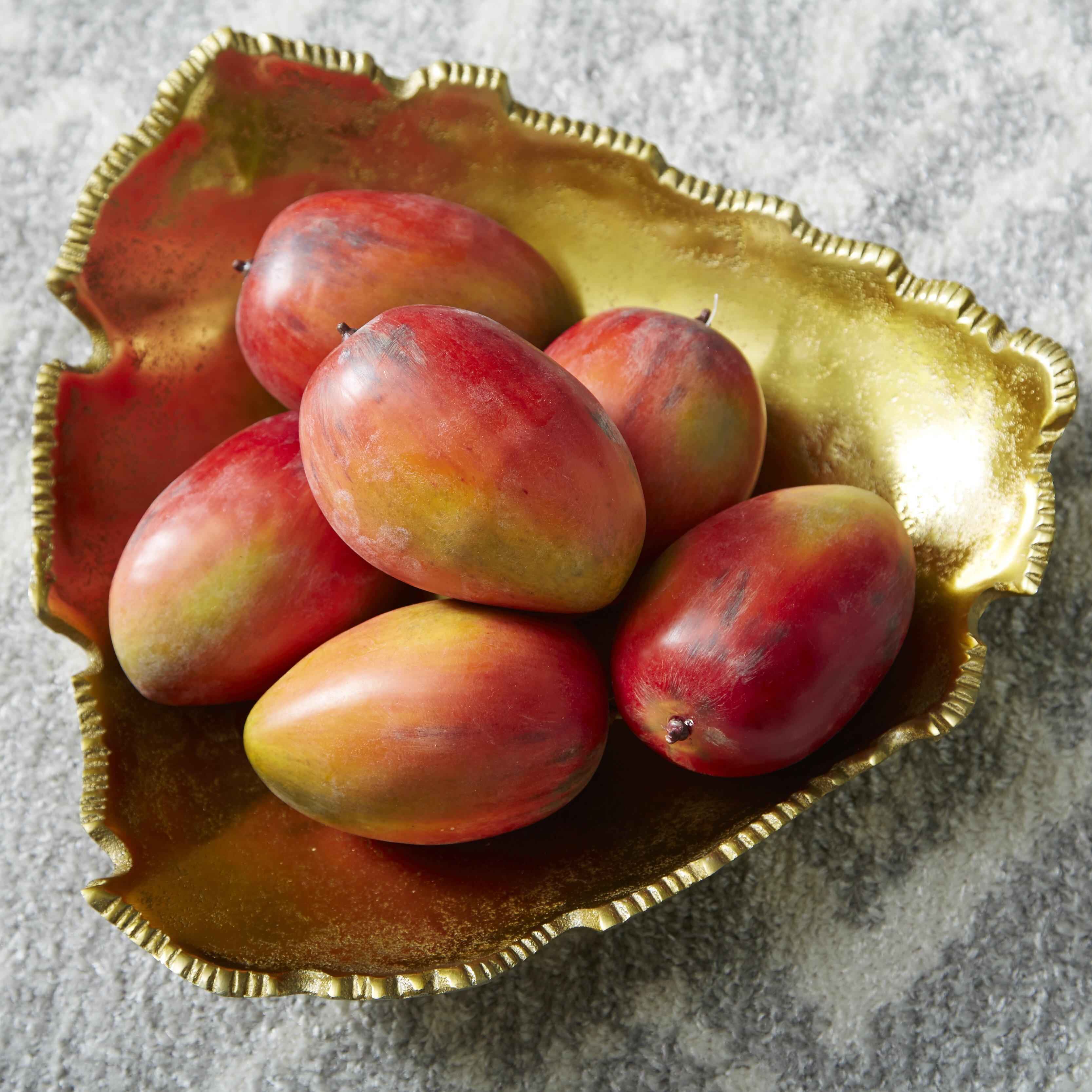 Distinctive Designs Fruit Luscious Tropical Mango Sculpture & Reviews ...