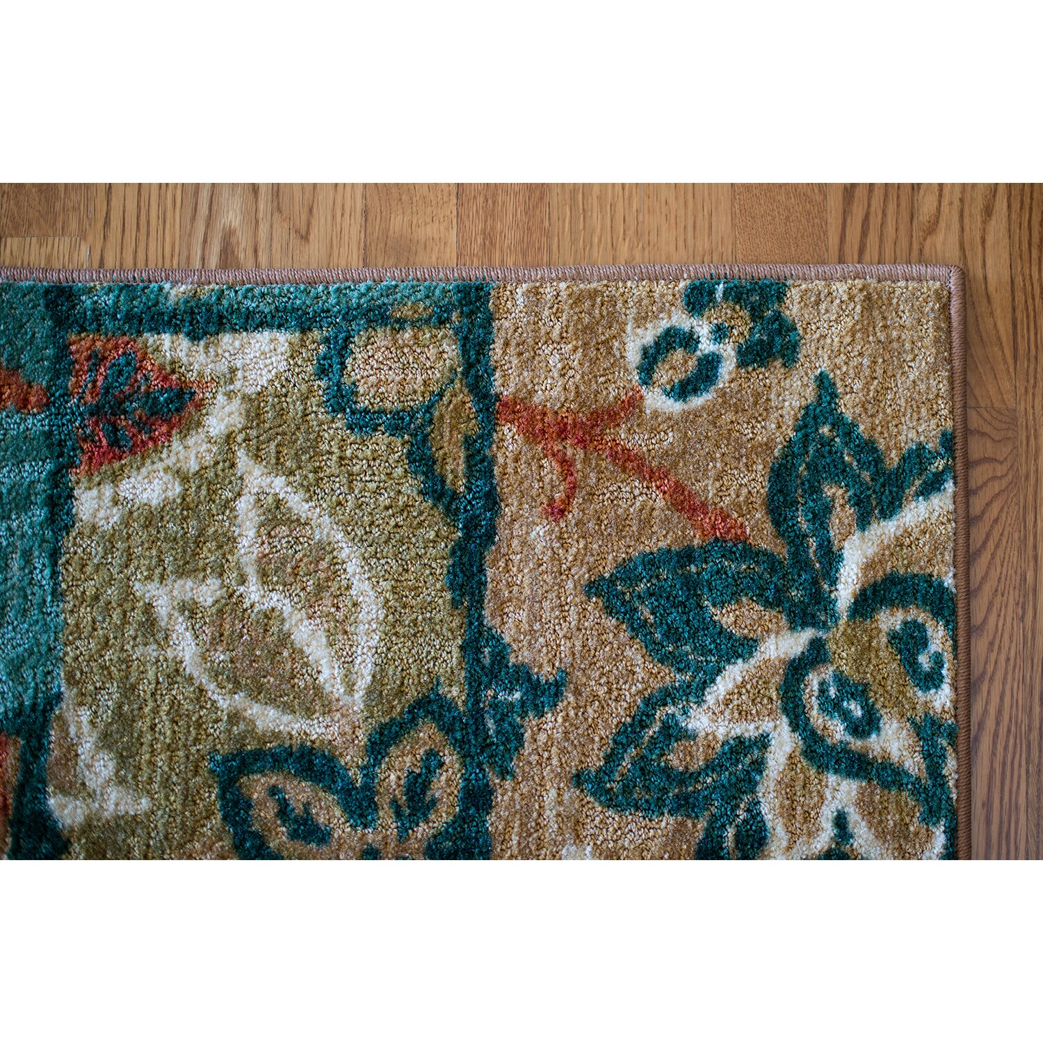 Mohawk Home Strata Blue Indoor Area Rug & Reviews