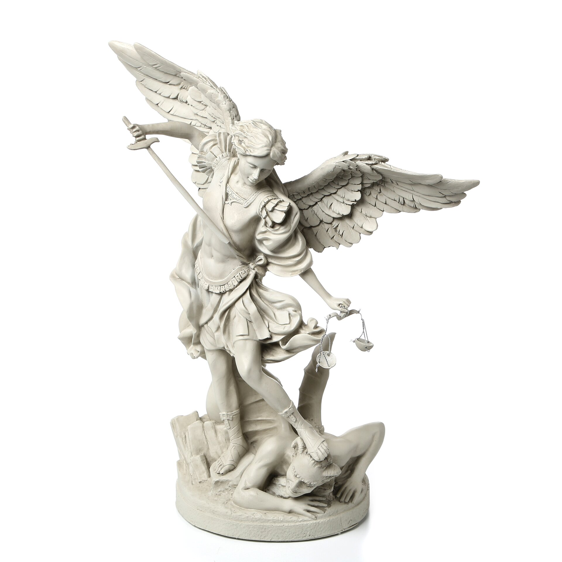 10 Dollar Gifts Design Toscano St Michael The Archangel Gallery Statue