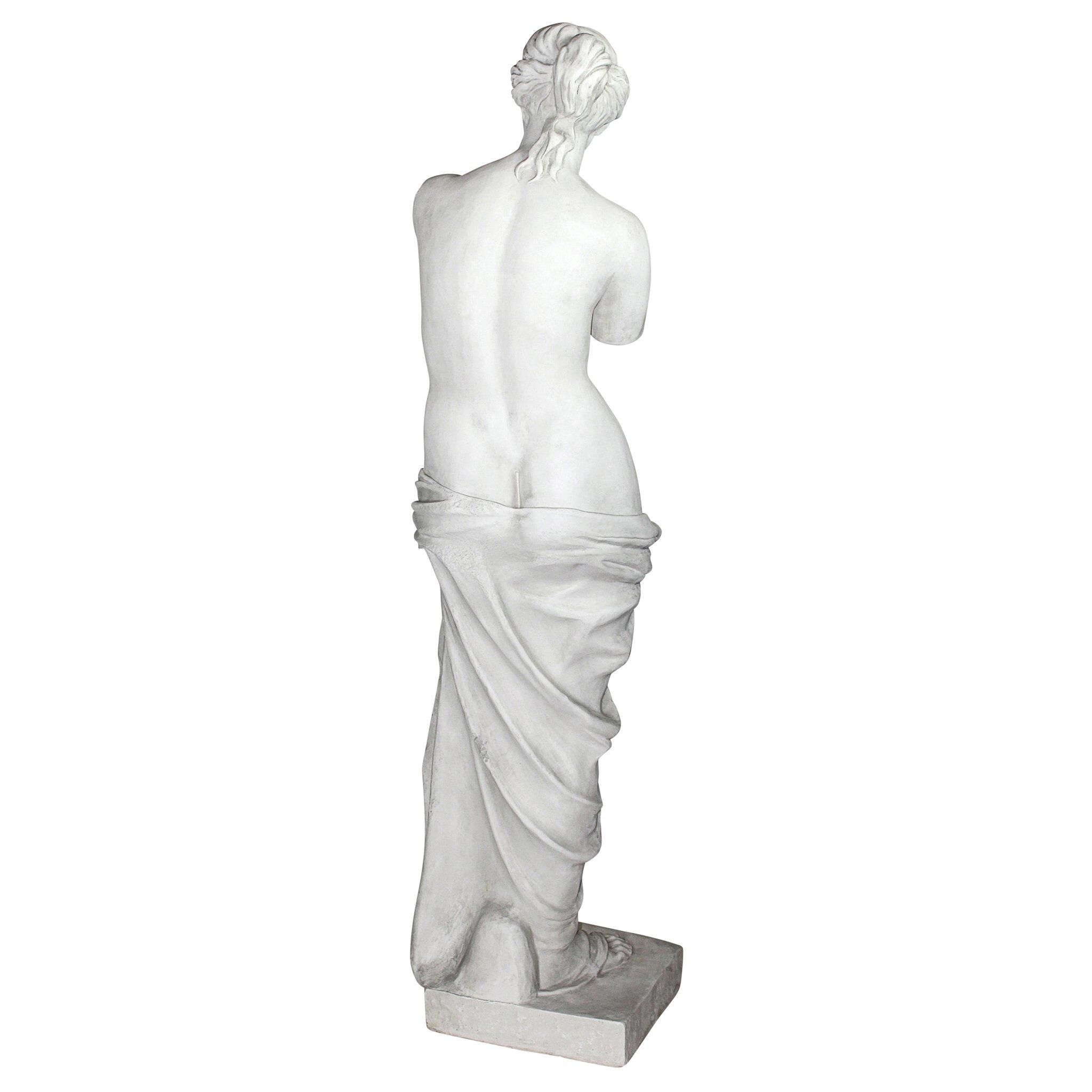 Venus de Milo Grand Statue by Design Toscano