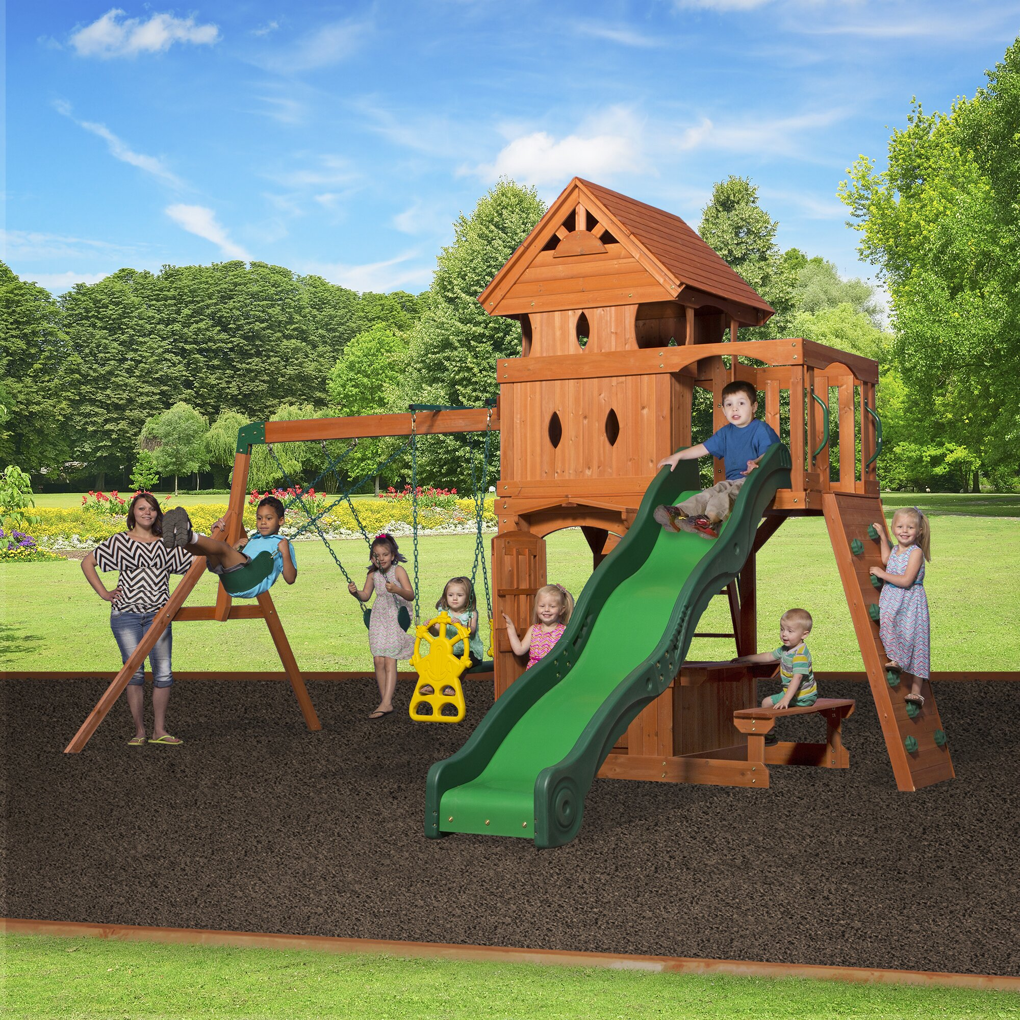 baby kids backyard play all swing sets backyard discovery sku