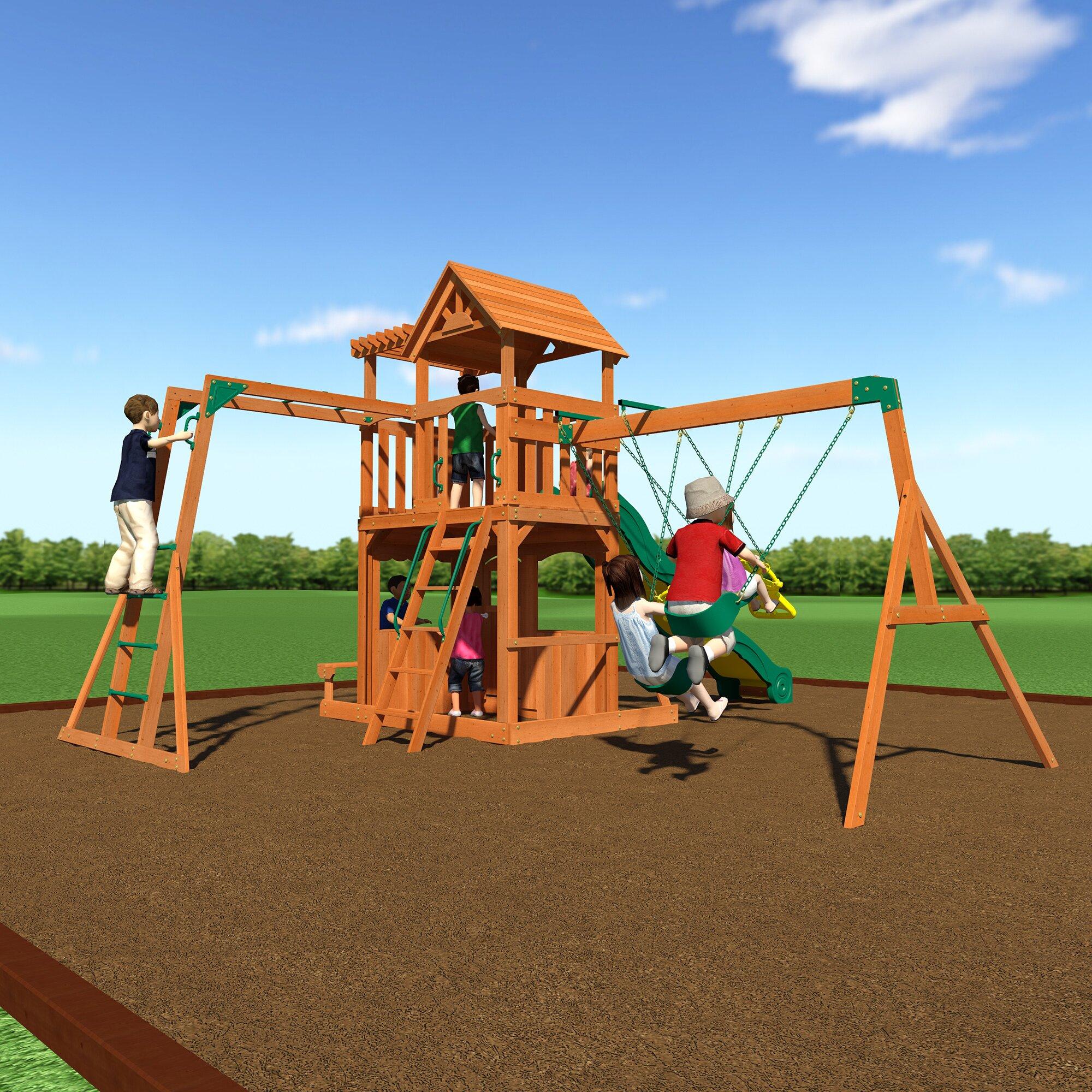 triyae com u003d backyard gym sets various design inspiration for