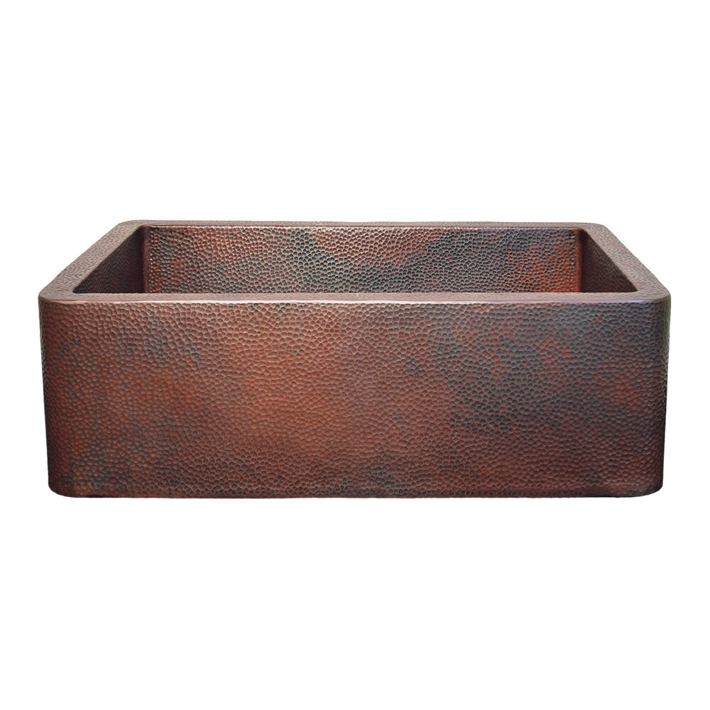 Copper Farmhouse Sink Clearance : Native Trails, Inc. Farmhouse 30