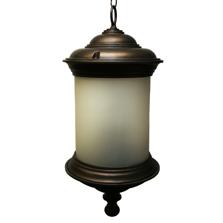 Wayfair Outdoor Hanging Lights: Tuscany 3 Light Outdoor Hanging Lantern