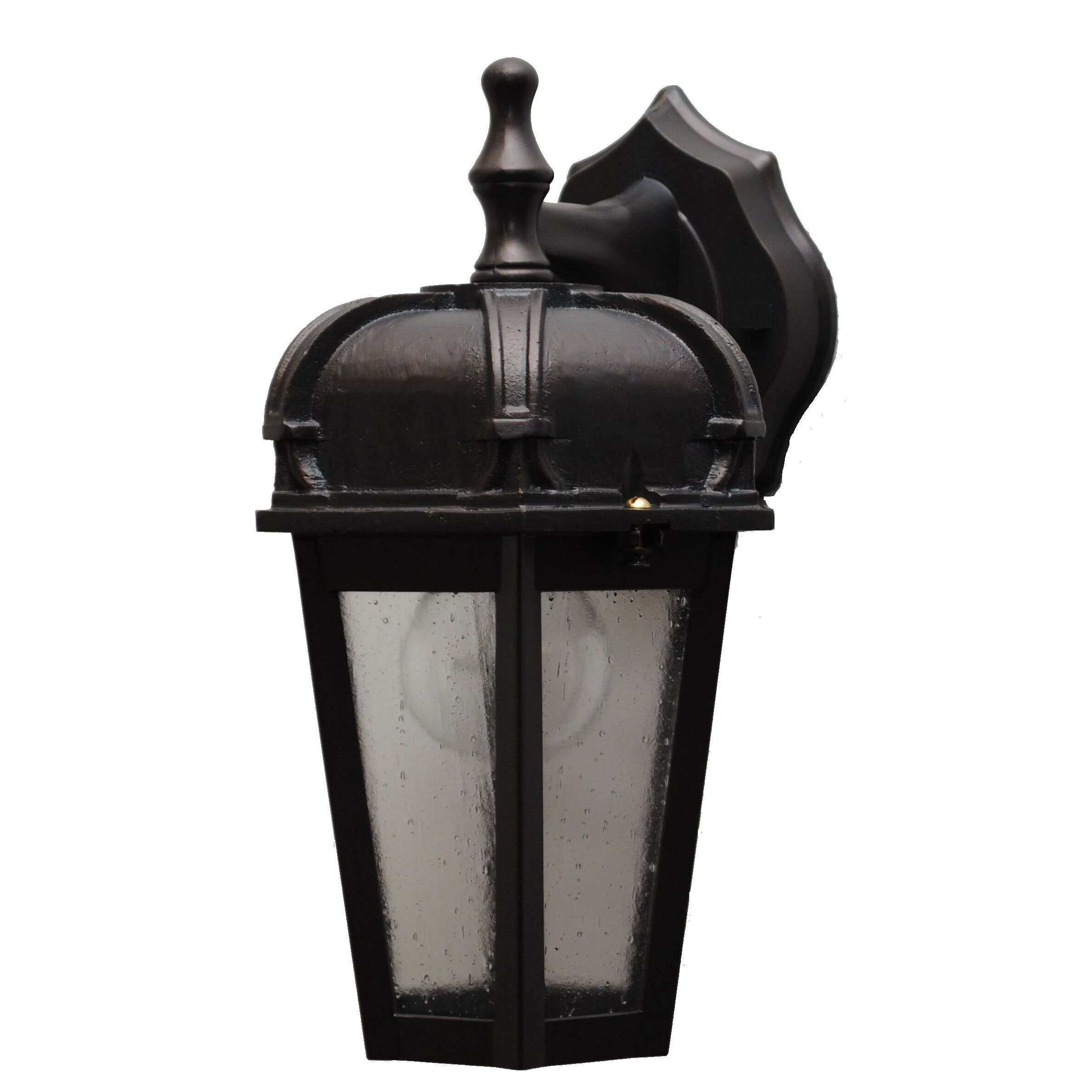 Kiss Series 1 Light Outdoor Wall Lantern Wayfair Supply