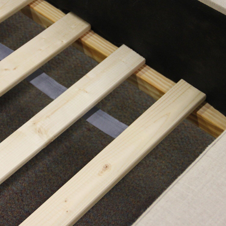 King Bed Frame Slat Wood Glue