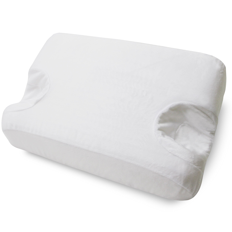 classic brands cpap contour memory foam standard pillow reviews wayfair. Black Bedroom Furniture Sets. Home Design Ideas