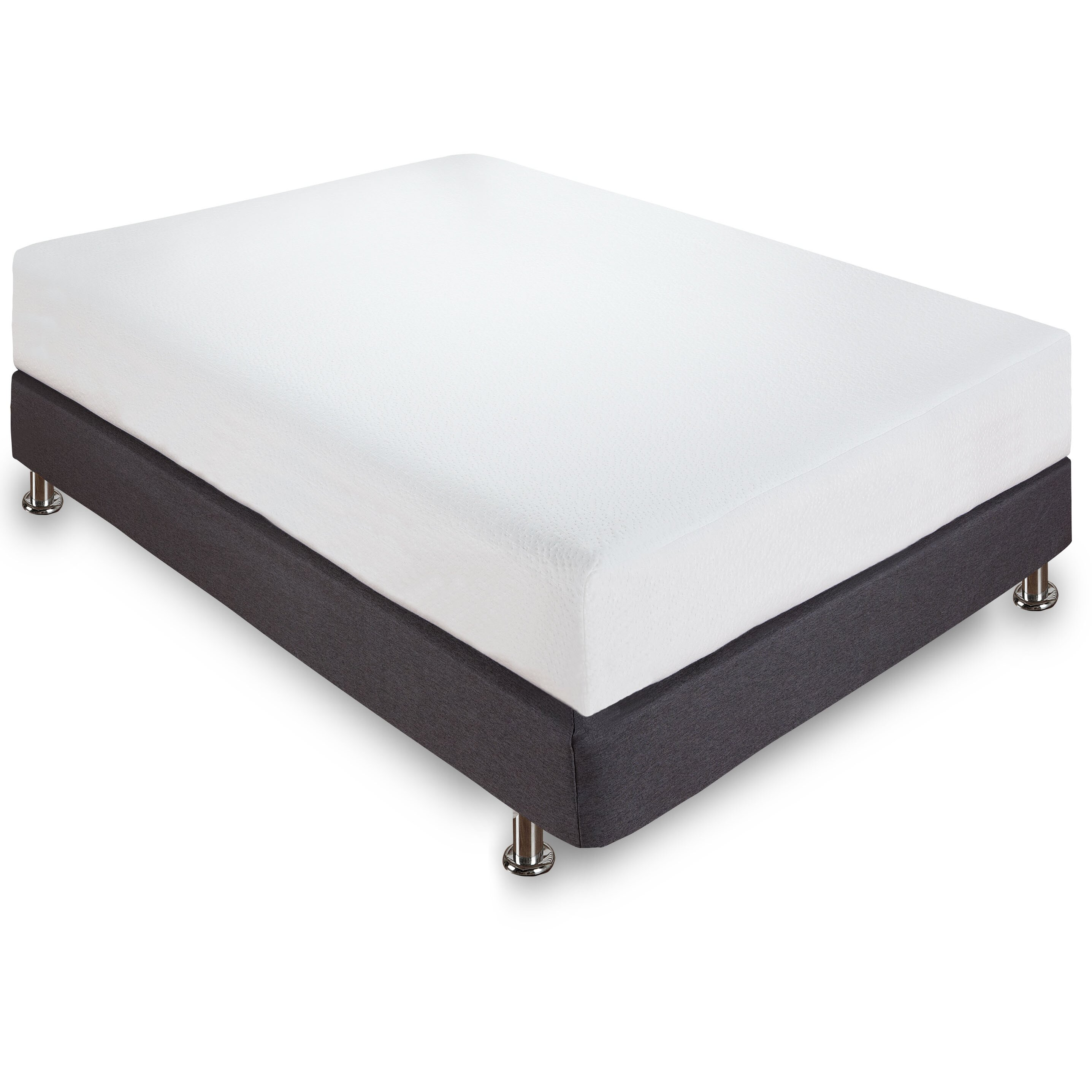 "Classic Brands 8"" Memory Foam Mattress & Reviews"