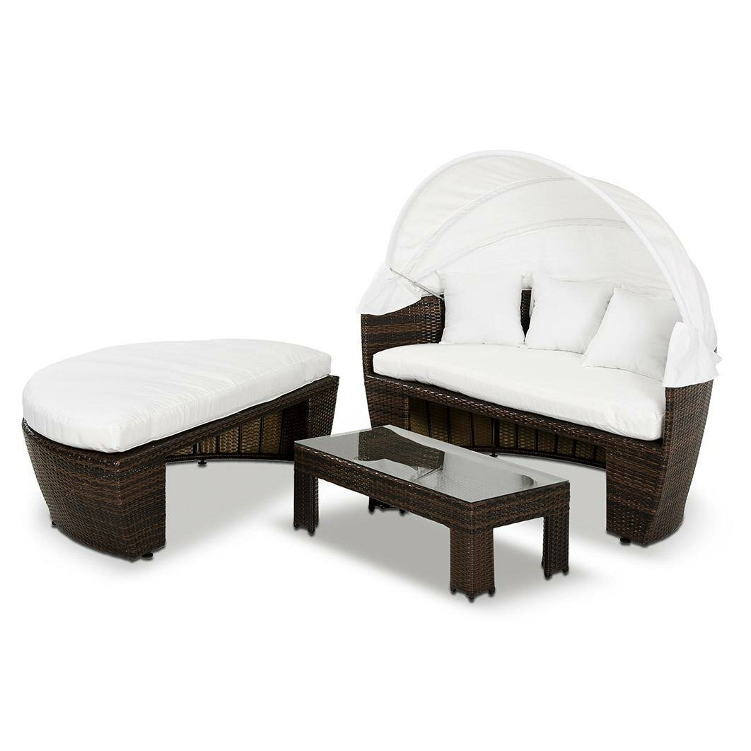 VIG Furniture Renava Day Bed With Cushions & Reviews