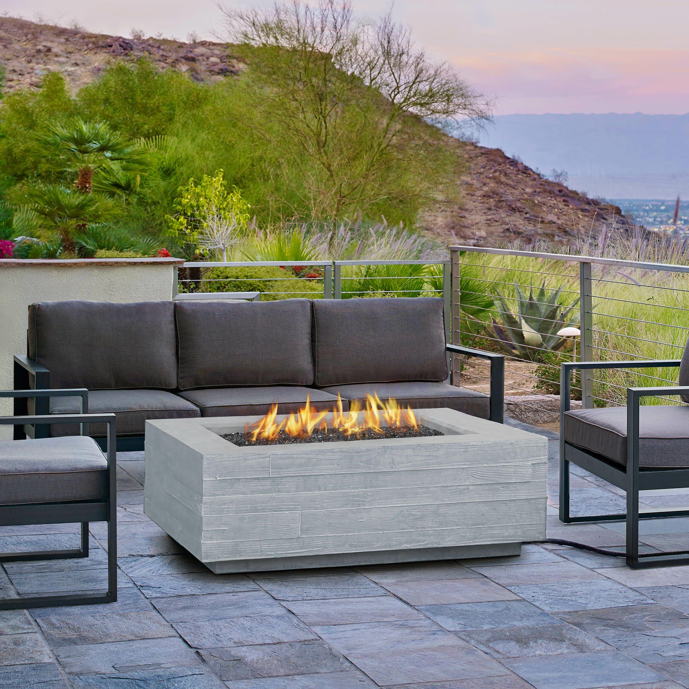 title | Patio Propane Fireplace Outdoor Decor
