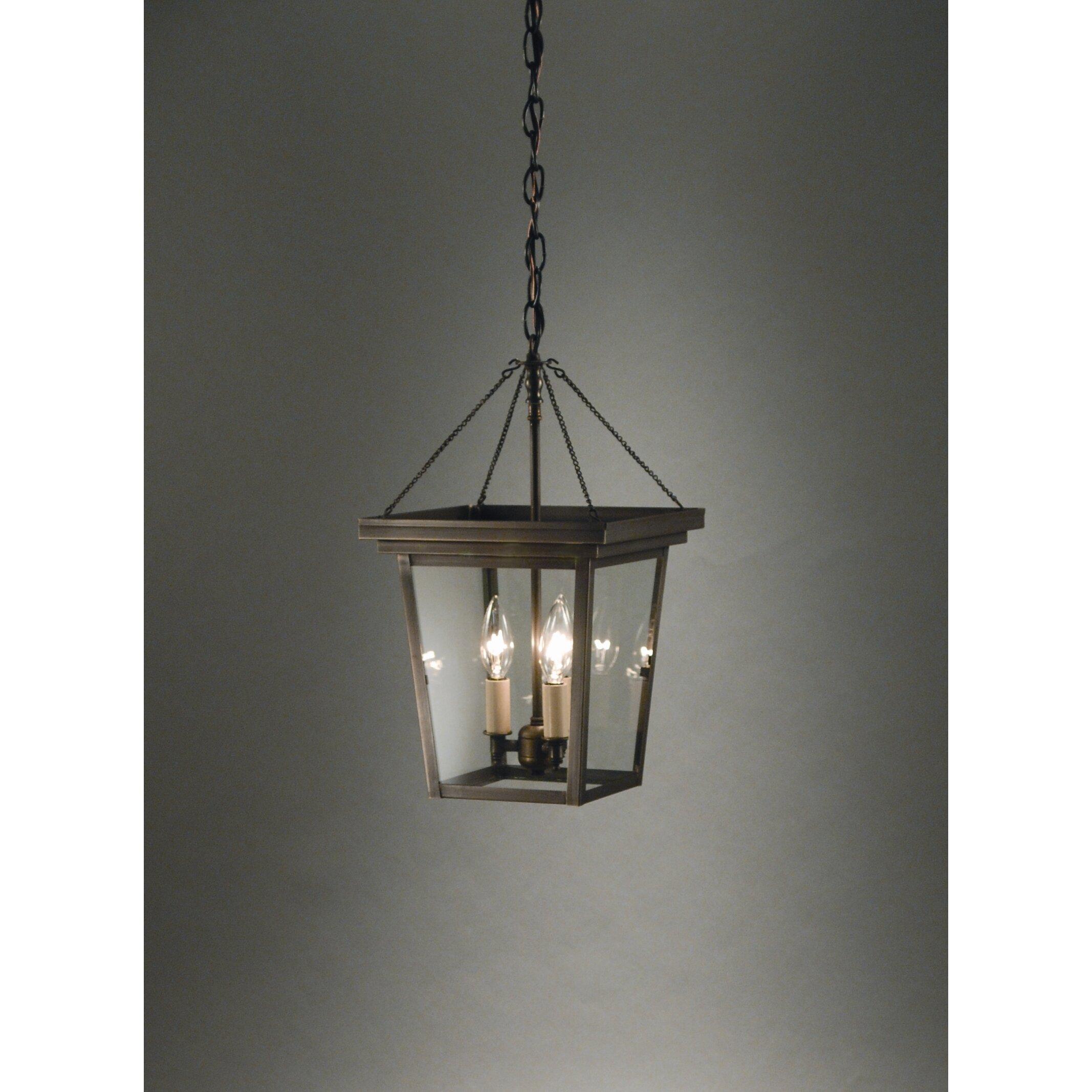 Wayfair Outdoor Hanging Lights: Williams 3 Light Outdoor Hanging Lantern