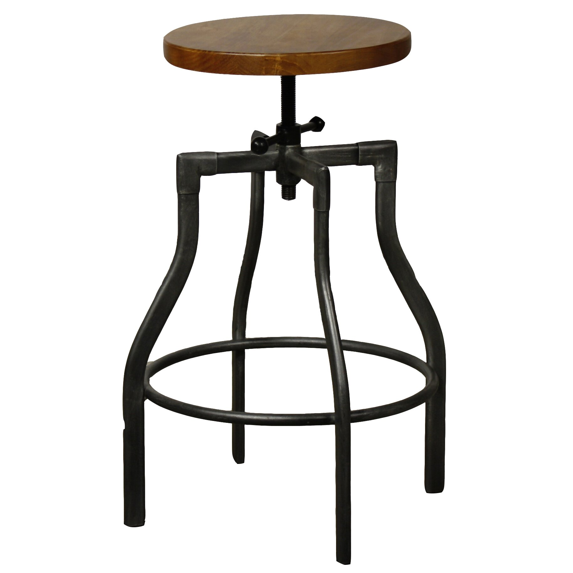 New Pacific Direct Industrial City Adjustable Height  : Industrial City Adjustable Height Bar Stool 958616 from www.wayfair.com size 1828 x 1828 jpeg 178kB