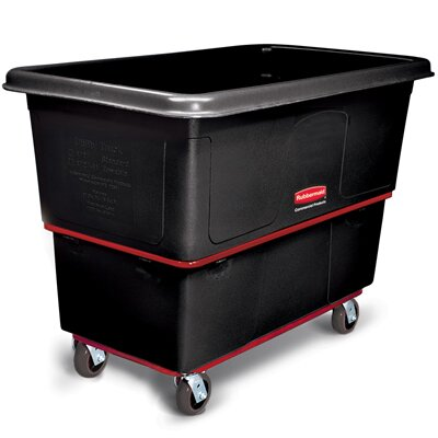 3 58 Heavy Duty Utility Truck 4727 BLA RMC3541 on rubbermaid patio sets