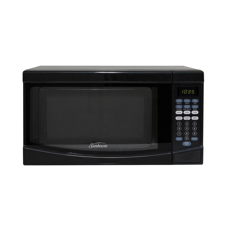Sunbeam 0.7 Cu. Ft. Countertop Microwave