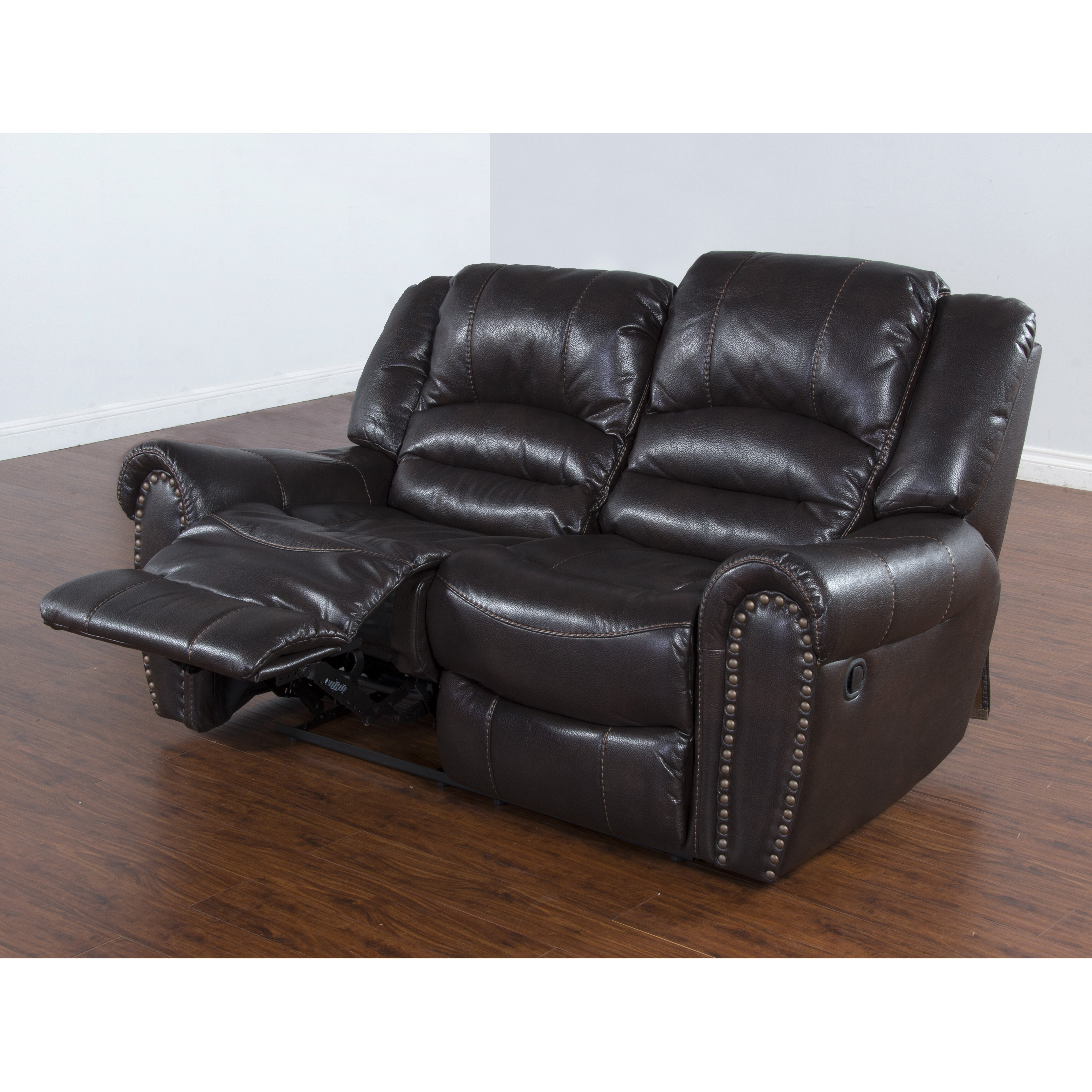 Sunny Designs Wyoming Dual Reclining Loveseat & Reviews