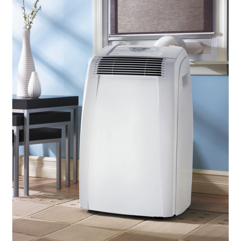 DeLonghi Pinguino C Series 10 000 BTU Portable Air Conditioner with  #436888