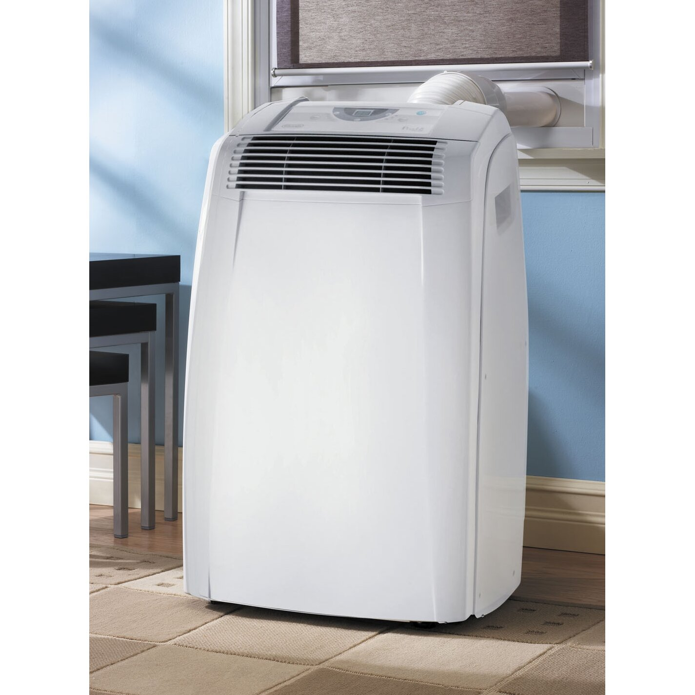 Series 12 000 BTU Portable Air Conditioner with Remote by DeLonghi #436888