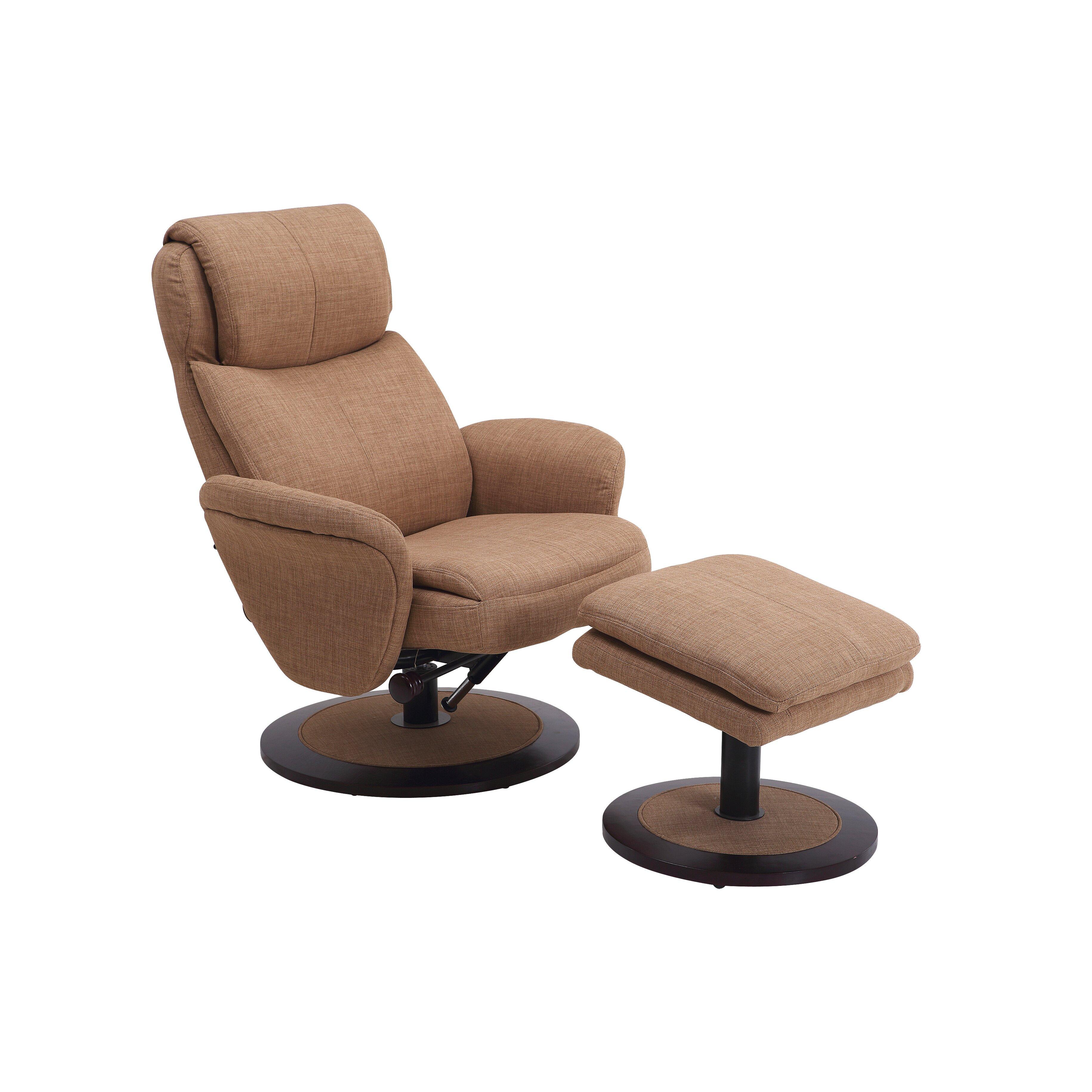 Furniture living room furniture brown recliners comfortchair sku