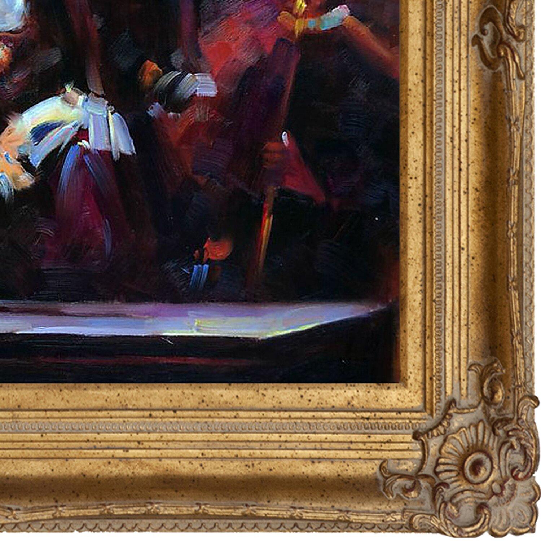 Bildanalyse Edouard Manet Un bar aux FoliesBergère