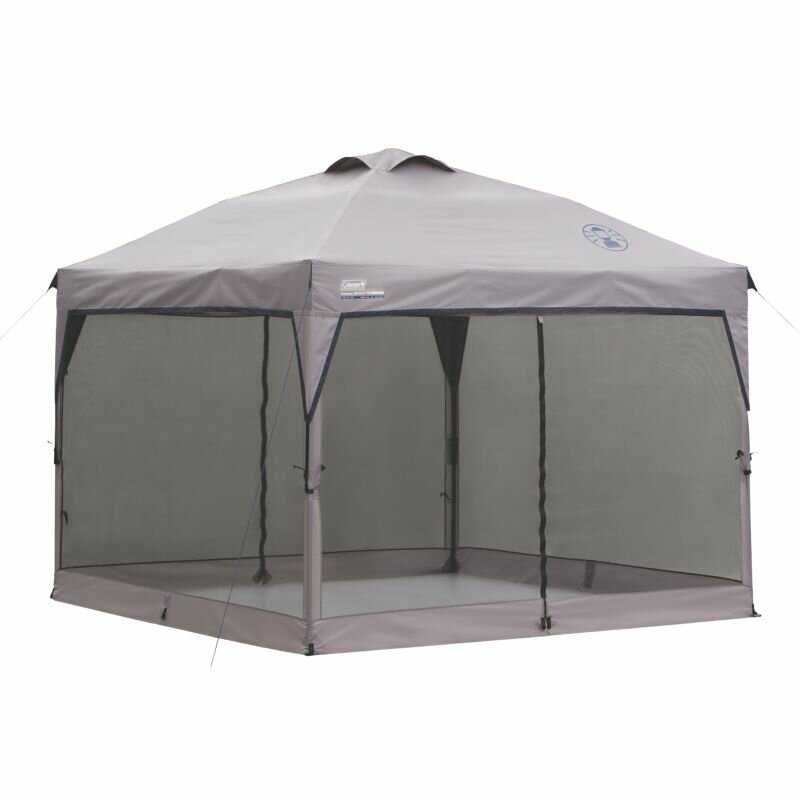 Coleman 12 10 Shelter With Screen Walls Manual : Screenwall instant canopy accessory wayfair