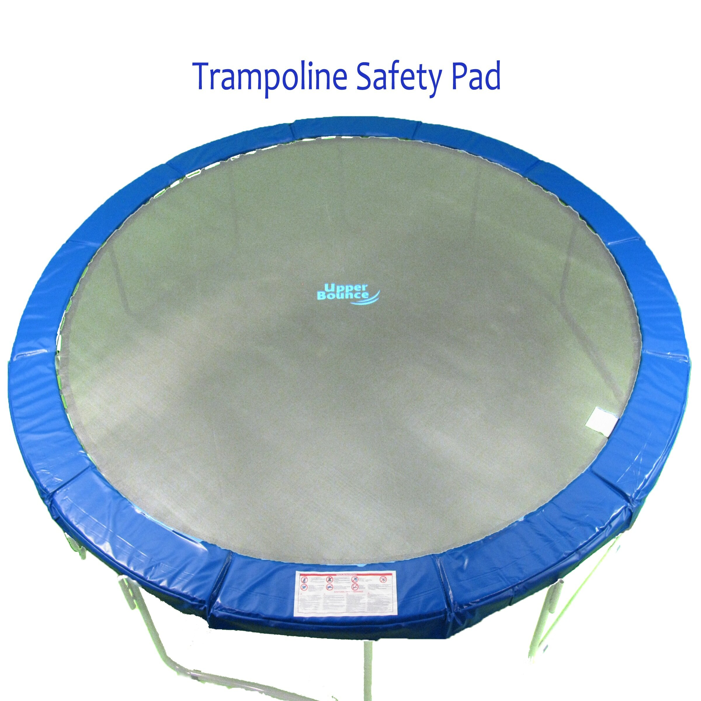 Upper Bounce 8 Foot Super Trampoline Safety Pad Spring: Upper Bounce 10' Round Super Trampoline Pad & Reviews