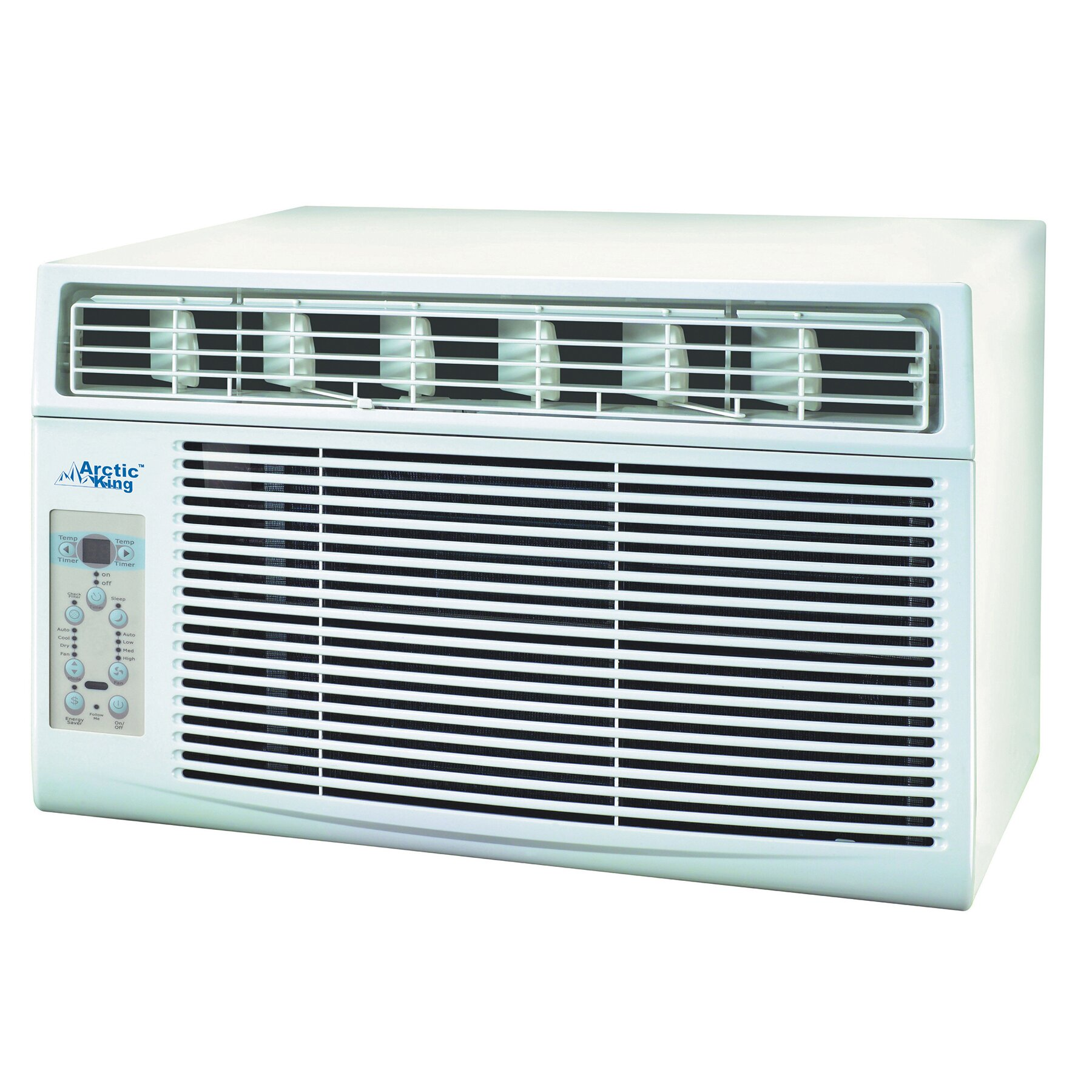 Arctic king 12 000 btu window air conditioner with remote for 12 000 btu window air conditioner with heat