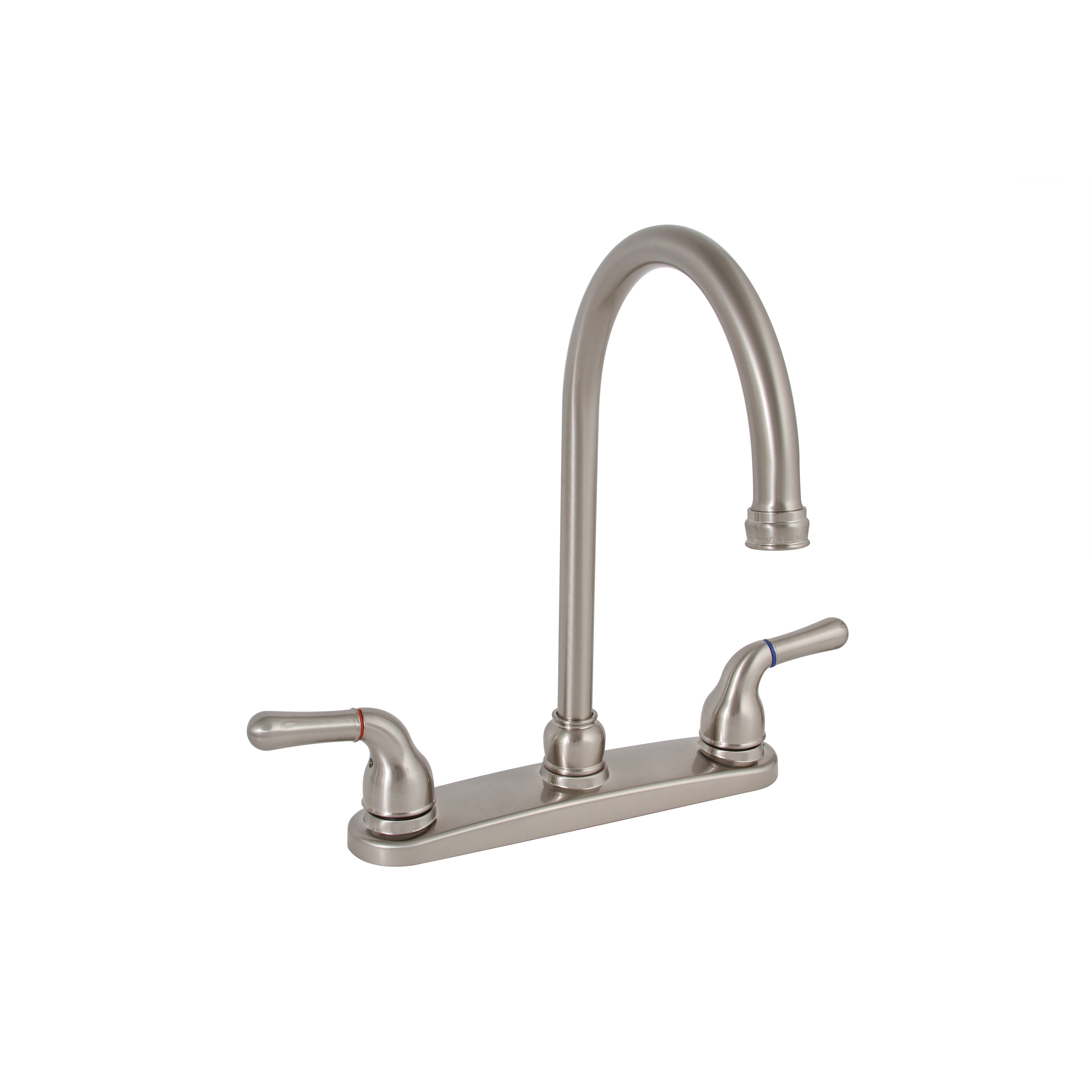 sanibel two handle centerset kitchen faucet wayfair danze 174 two handle kitchen faucets