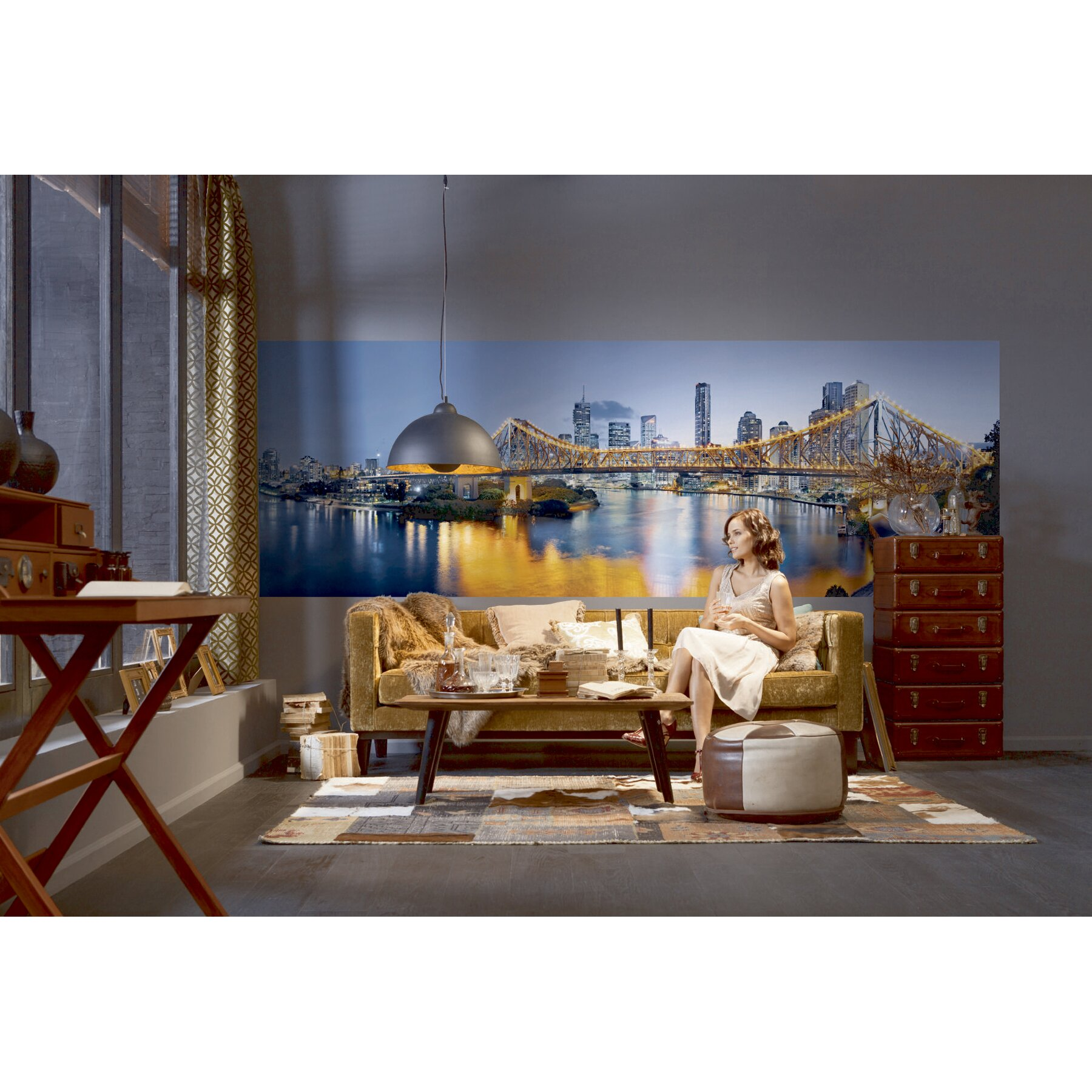 komar brisbane wall mural wayfair online sticker prices vinyl in brisbane