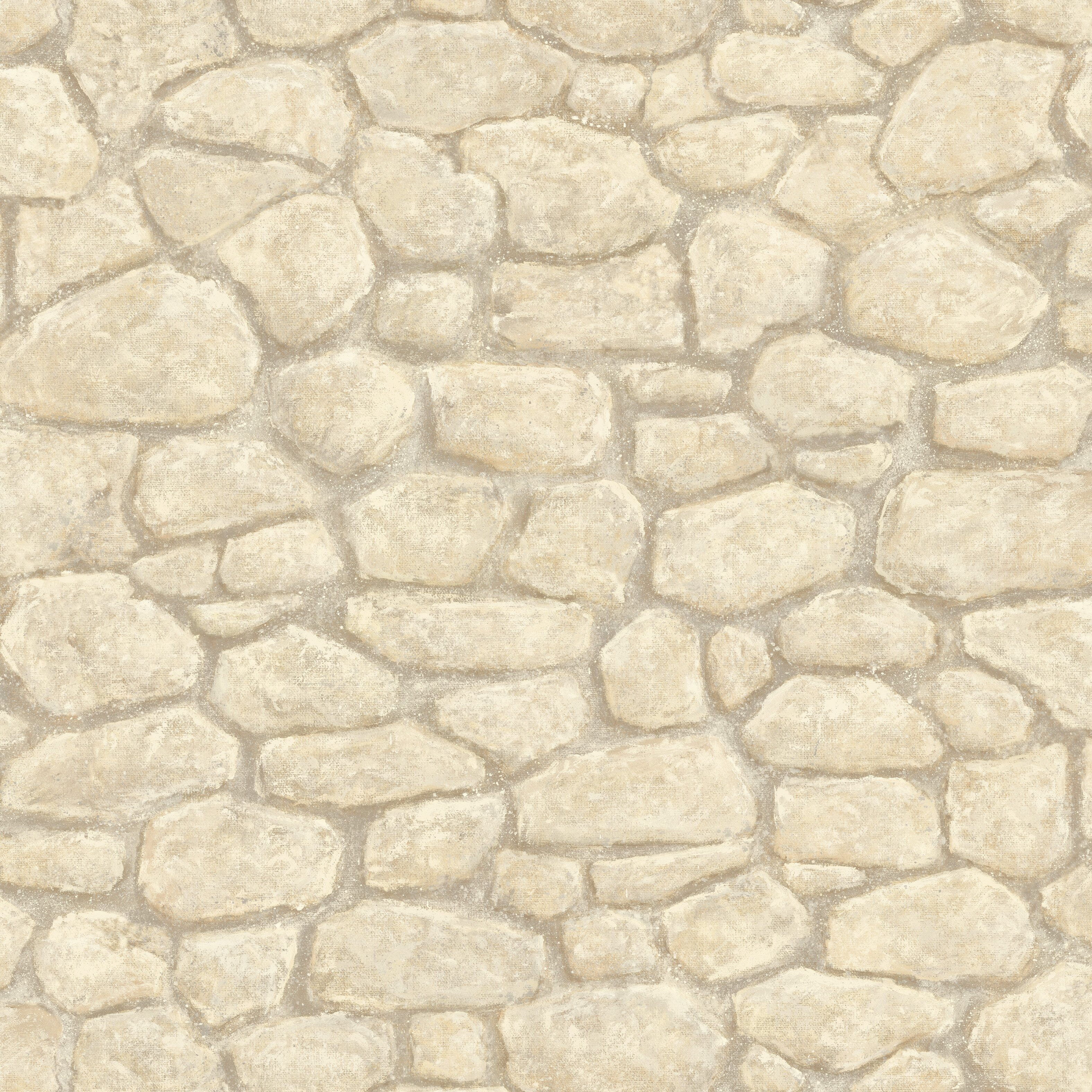 Outdoors gretel boundary wall 33 39 x 20 5 stone 3d for Boundary wall cost calculator